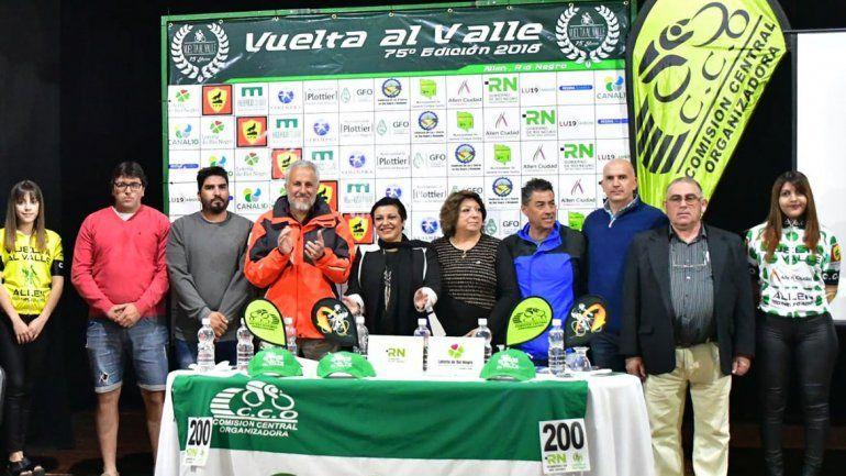 Plottier se sumará a la Vuelta al Valle por primera vez