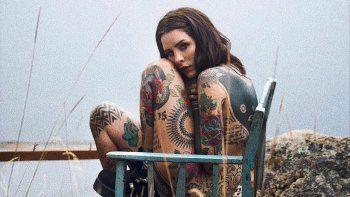El polémico look de Cande que revoluciona la moda