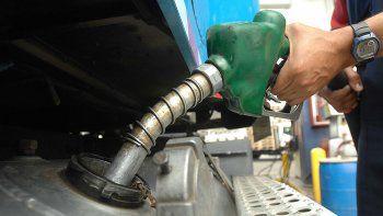 idea pidio suspender la entrada en vigencia del decreto que congela los combustibles