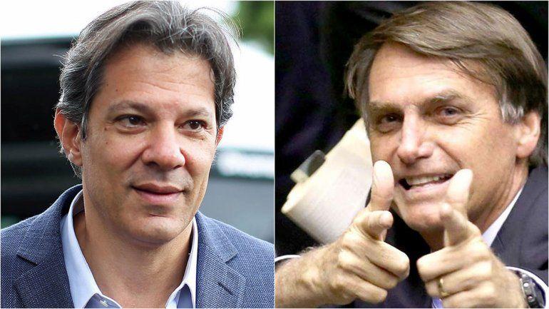 Bolsonaro disparó y la religión se metió en la campaña de Brasil