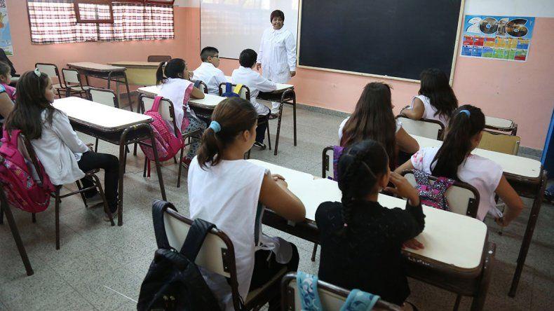 A los alumnos de Neuquén les cuestan 3° y 5° grado