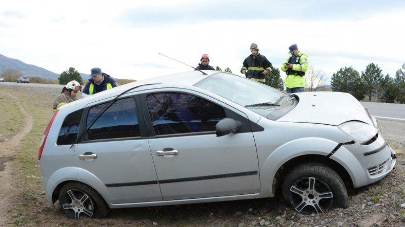 Borracho, un soldado voluntario se despistó en la Ruta 40