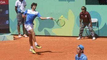 historica medalla de oro para el tenis argentino