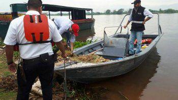 la marina paraguaya echo a pescadores argentinos