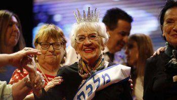 anciana es miss sobreviviente del holocausto