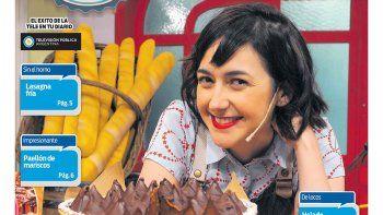 cocineros argentinos propone una fiesta para los golosos