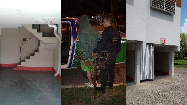 La pareja había tomado la habitación número 10 del albergue transitorio Susurros. Investigan qué y cómo pasó