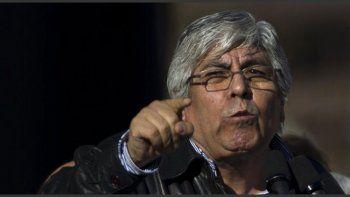hugo moyano amenaza: la gente va a reaccionar