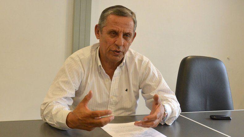 Pechi va contra la Justicia y le apunta al fiscal Vignaroli