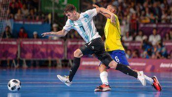 Brasil fue superior, 3 a 2, pero pasó con lo justo a la final.