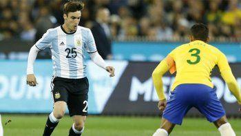 argentina y brasil miden fuerzas en arabia saudita