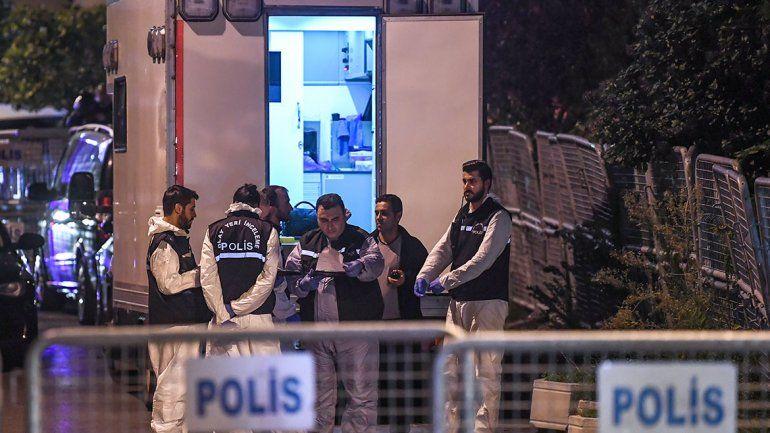 Creen que el periodista fue asesinado por un comando especial saudita.