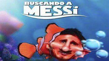 los memes de la derrota de argentina ante brasil