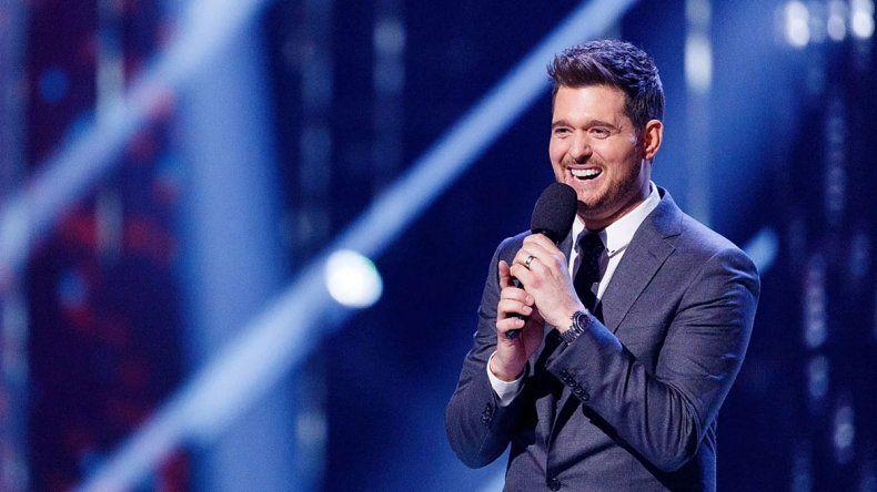 Michael Bublé desmintió su retiro de la música