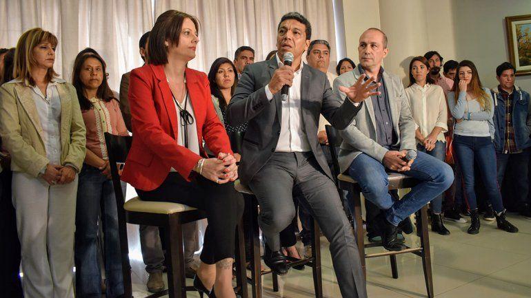 Libres del Sur llamó a conformar un gran frente opositor