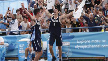 basquet 3x3: argentina logro la medalla de oro
