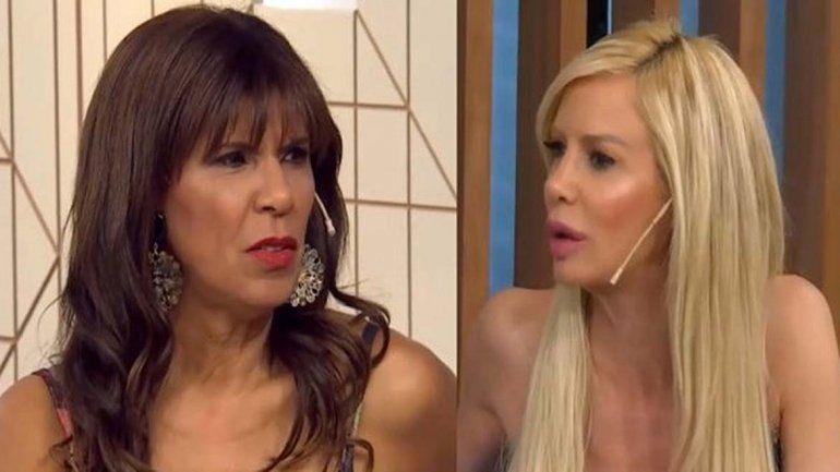 Anamá Ferreira se calentó con Luli Salazar porque no quiere puteríos