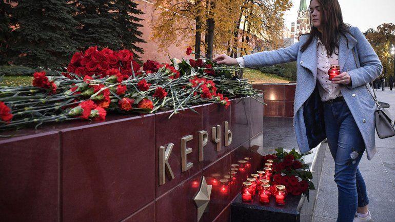 Joven desata una masacre en secundaria de Crimea
