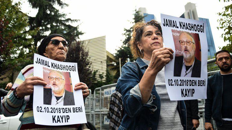 Diario turco asegura que el periodista fue torturado y decapitado