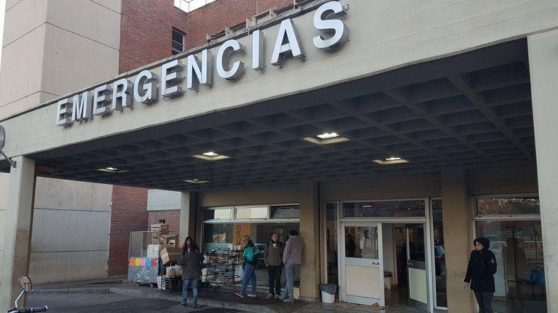 La mamá llevó al nene al hospital y los médicos hicieron la denuncia.