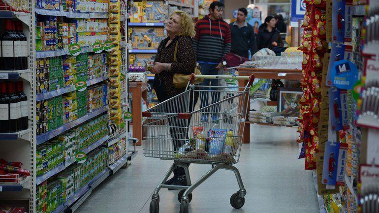 En Neuquén, el rubro alimentos subió 5,25% en octubre
