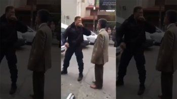 juez intervino a favor de un ladron y policia lo acuso de corrupto