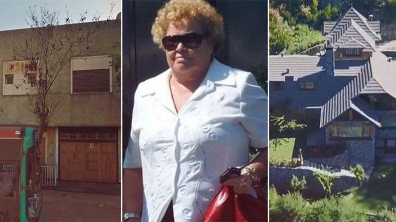 Detuvieron a la madre de Balcedo por asociación ilícita y lavado