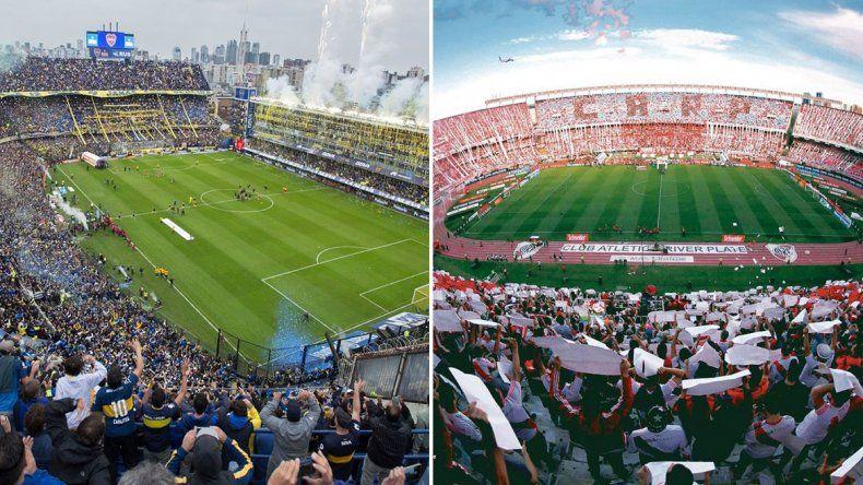 Bombonera o Monumental, sólo hay lugar para uno entre los mejores estadios del mundo