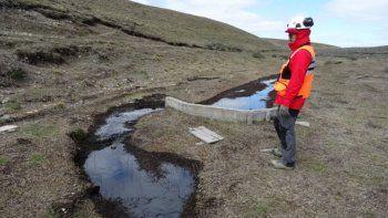 en chile se derramaron unos 720 mil litros de petroleo