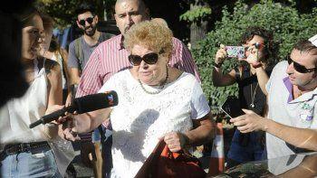 Myriam Renée Chávez fue detenida en su casa en un country privado.