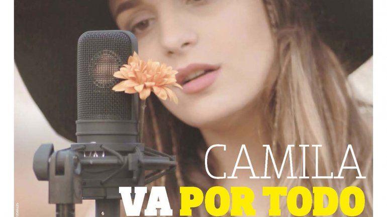 Camila va por todo
