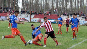 Independiente y Roca, en el 0 a 0 de la segunda fecha.