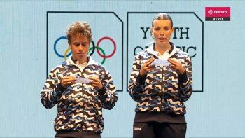 bonomi fue elegida para la promesa de atletas