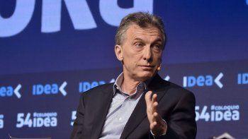 macri: se de la angustia que estan viviendo todos los argentinos