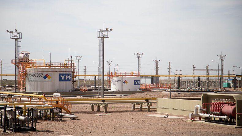 El shale mete presión en Loma Campana