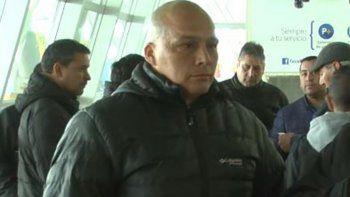 javier soto es el nuevo secretario general de la uta neuquen