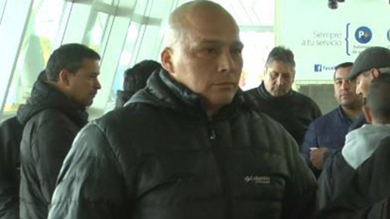 Javier Soto es el nuevo secretario general de la UTA Neuquén