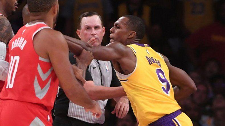 El papelón en la NBA del que habla todo el mundo