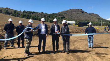 alumine ya cuenta con una nueva planta de almacenaje de gas