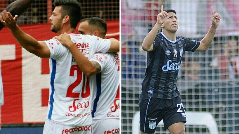 Unión y Atlético sumaron y se mantienen al acecho de Racing