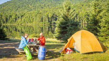 el kit de camping tiene precios para todos los gustos