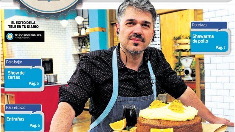 Cocineros Argentinos  te enseña recetas ara todos los paladares