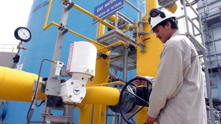 CGC enviará gas de Vaca Muerta a Chile