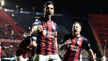 San Lorenzo llegó a las dos cifras: suma 10 puntos en el torneo.