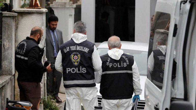 Hallan restos de Khashoggi en la casa del cónsul saudí