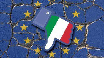 en europa le rechazaron a italia el presupuesto