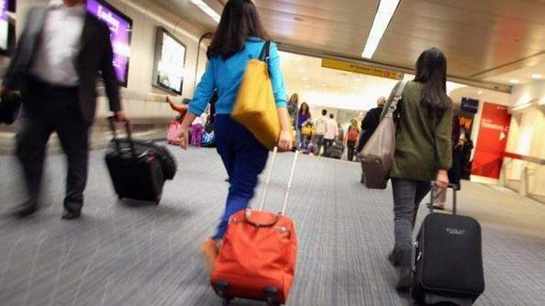Cayó el turismo interno del país y aumentó la visita de extranjeros