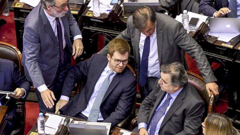Media sanción para el Presupuesto 2019