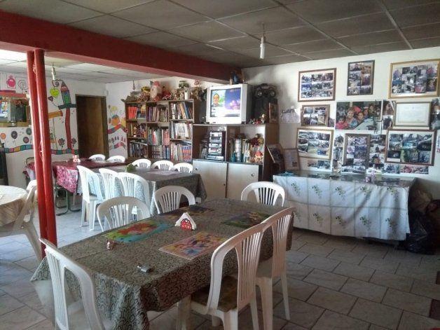 Sin donaciones, el comedor Caritas Felices no pudo hacer el almuerzo