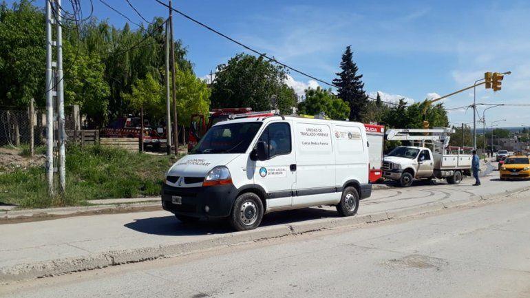 Obrero murió en el acto por una descarga eléctrica en una toma